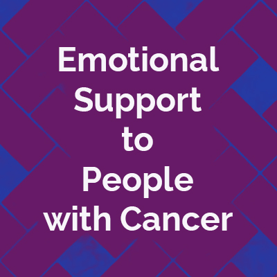 emotional support for ventalated patient This case report describes the way psychological support based on  support  based on positive suggestion with the ventilated patient.