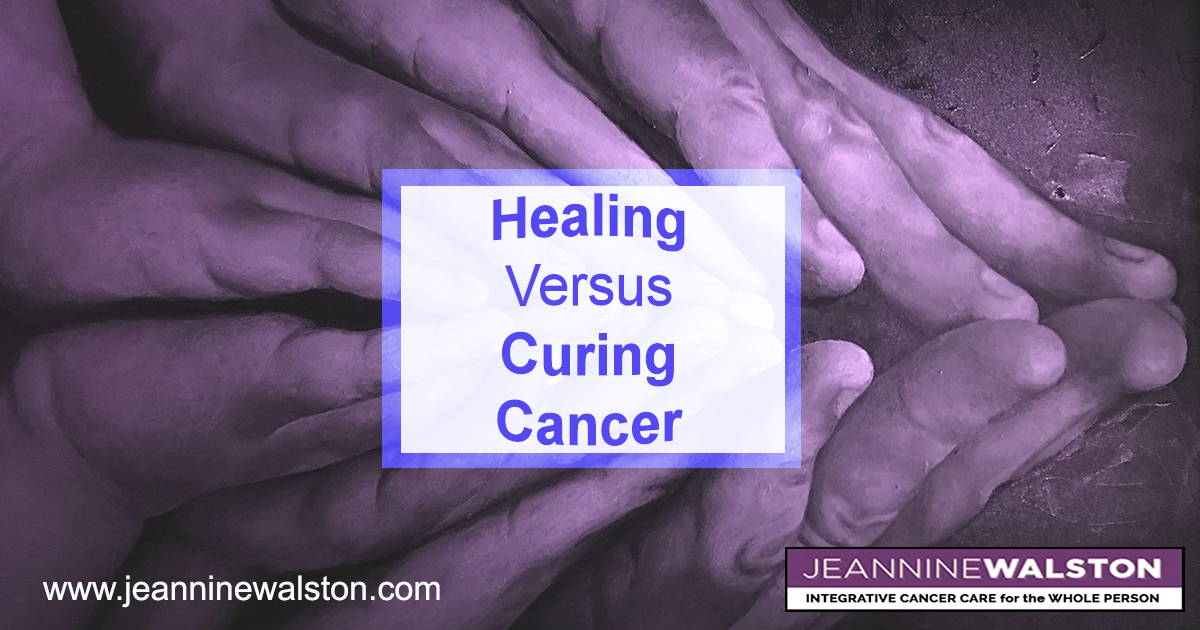 curing cancer Natural cures for cancer, including acupuncture and dietary changes, can support and even supplant modern medical cancer treatments to reduce cancer symptoms and bring about remission.